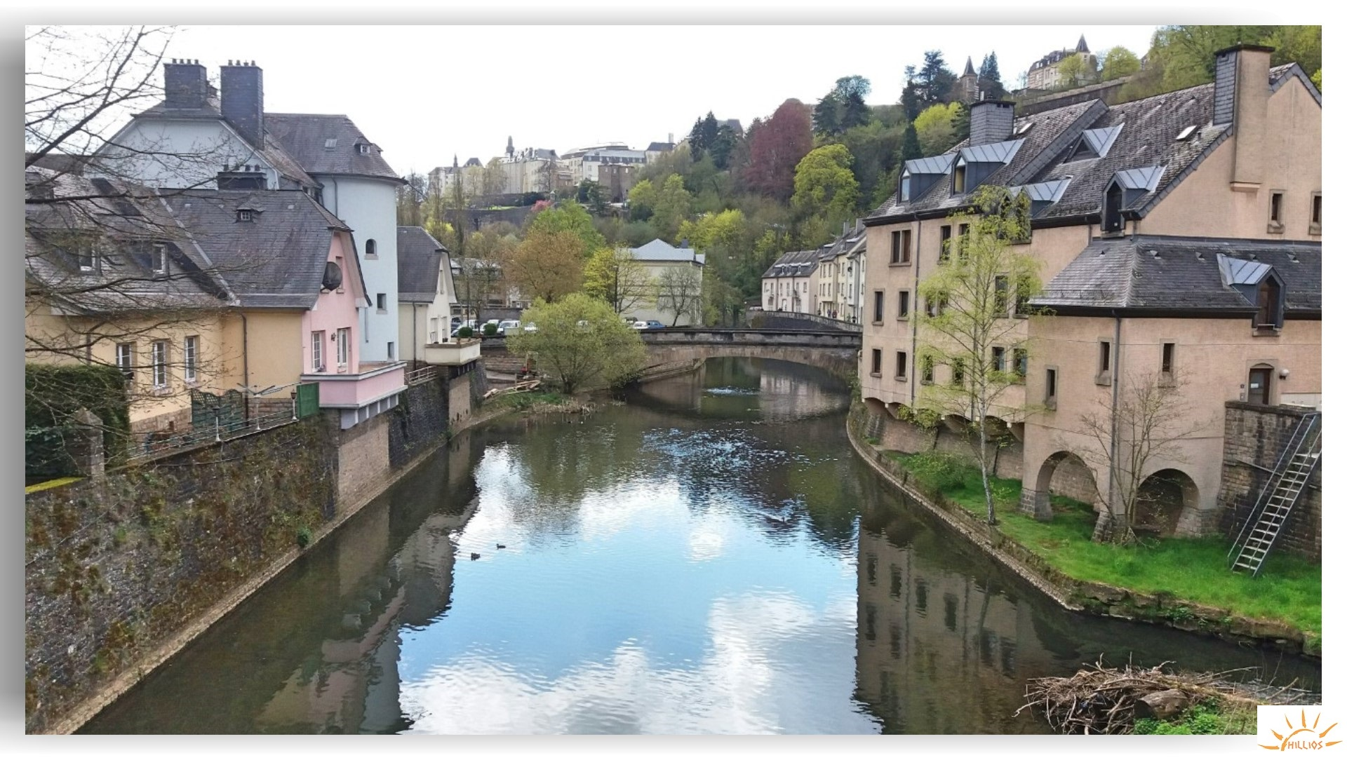 Luxembourg ville hillios blog voyage for Piscine luxembourg